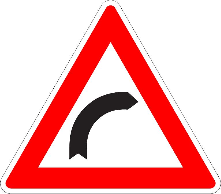 Zákruta vpravo