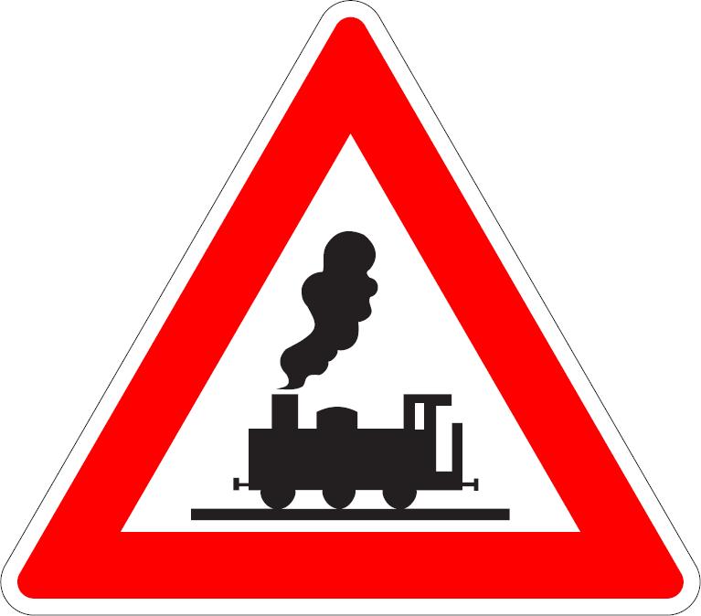 Železničné priecestie bez závor