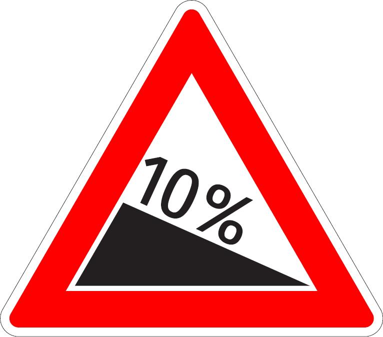 Nebezpečné klesanie