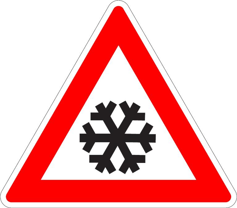 Sneh alebo poľadovica