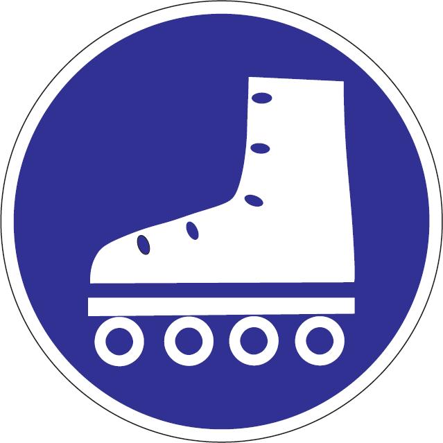 Cestička pre korčuliarov