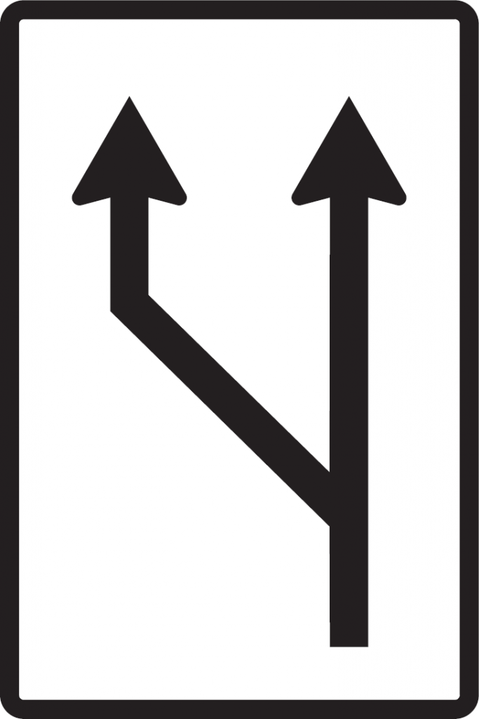 Zvýšenie počtu jazdných pruhov (vzor)