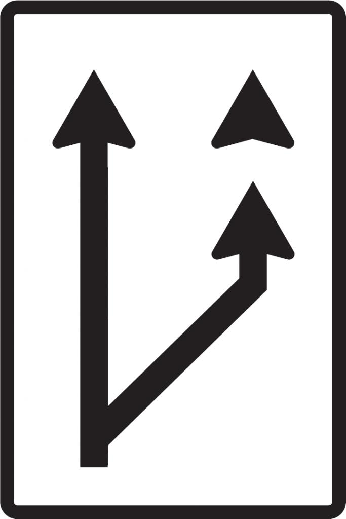 Zvýšenie počtu jazdných pruhov pre pomalé vozidlá (vzor)