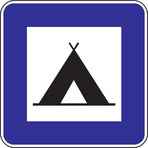 Táborisko pre stany