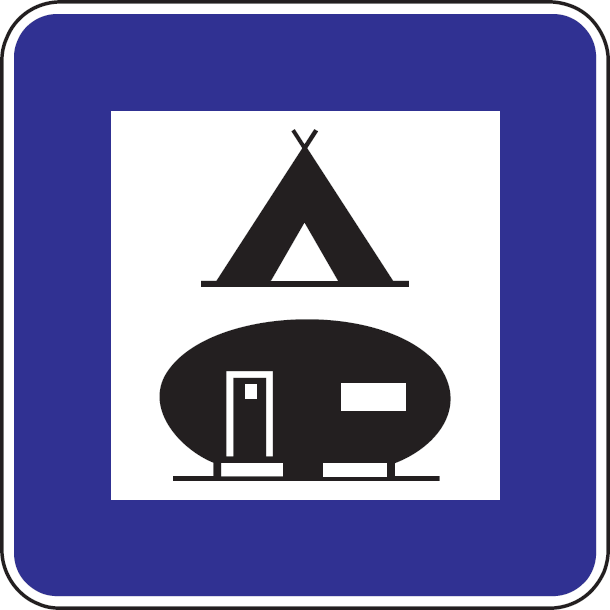 Táborisko pre stany a obytné prívesy