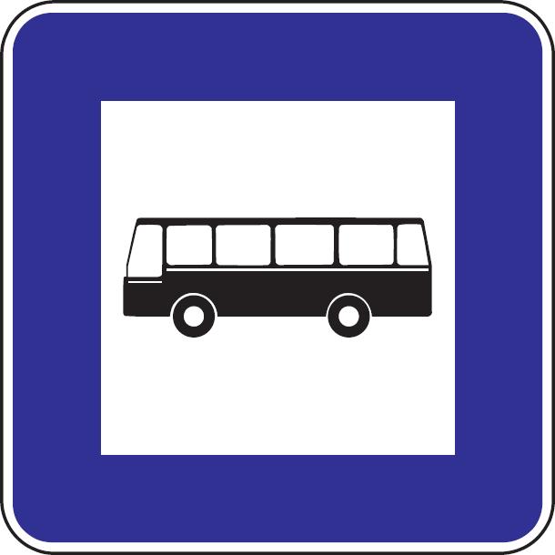 Zastávka autobusu