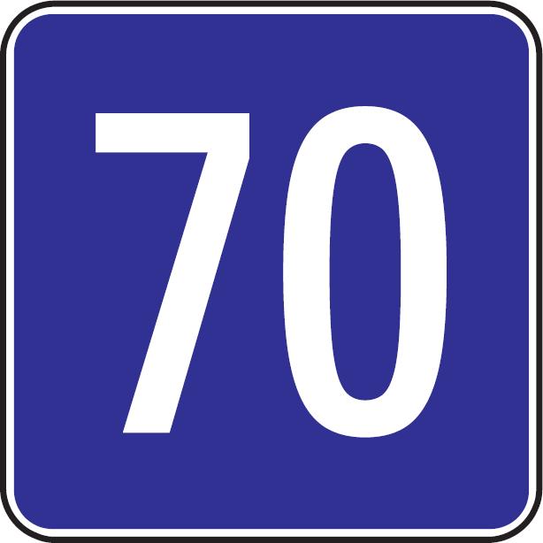 Odporúčaná rýchlosť (vzor)