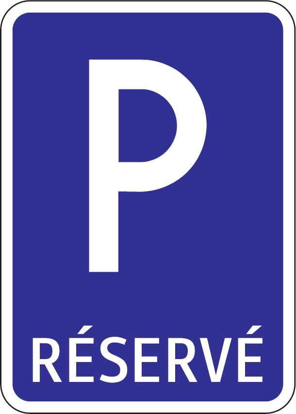 Parkovisko parkovacie miesta s vyhradeným státím (alternatíva)