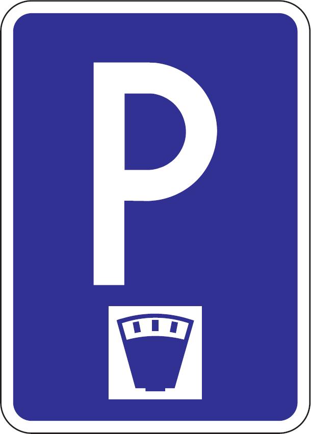 Parkovisko, parkovacie miesta s plateným státím