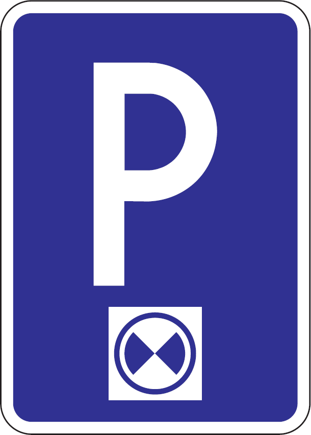 Parkovisko, parkovacie miesta s regulovaným státím