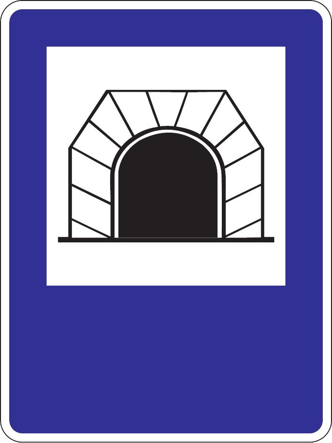 Tunel (vzor)