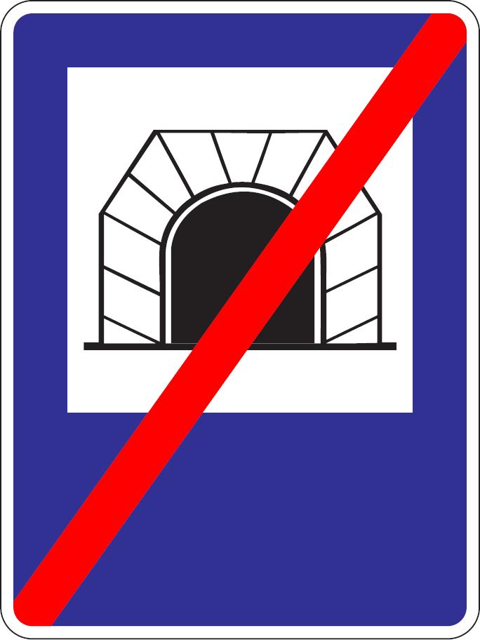 Koniec tunela (vzor)