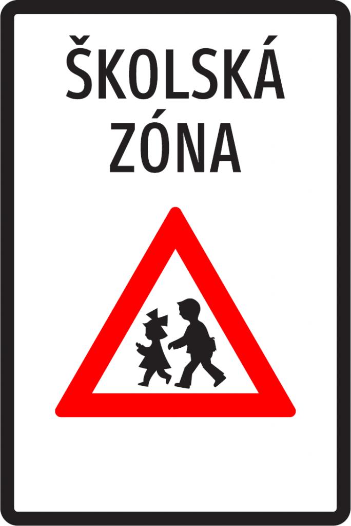 Školská zóna (vzor)