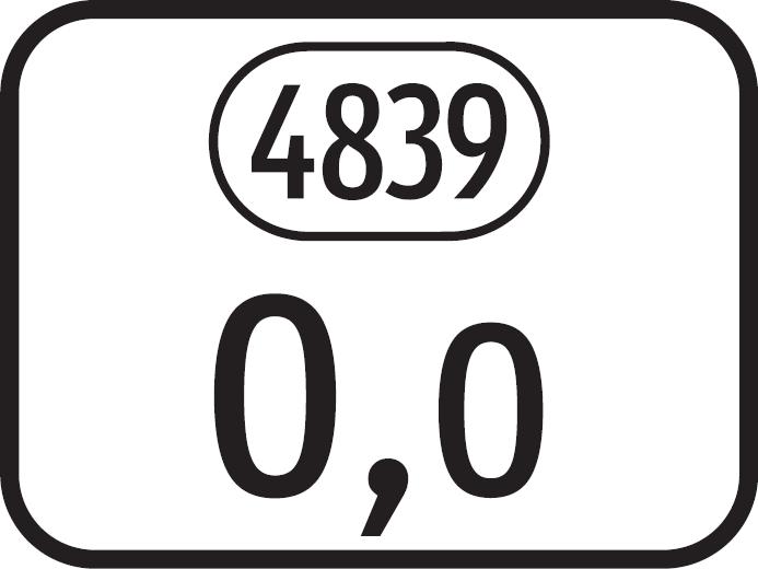 Kilometrovník (cesta III. triedy)