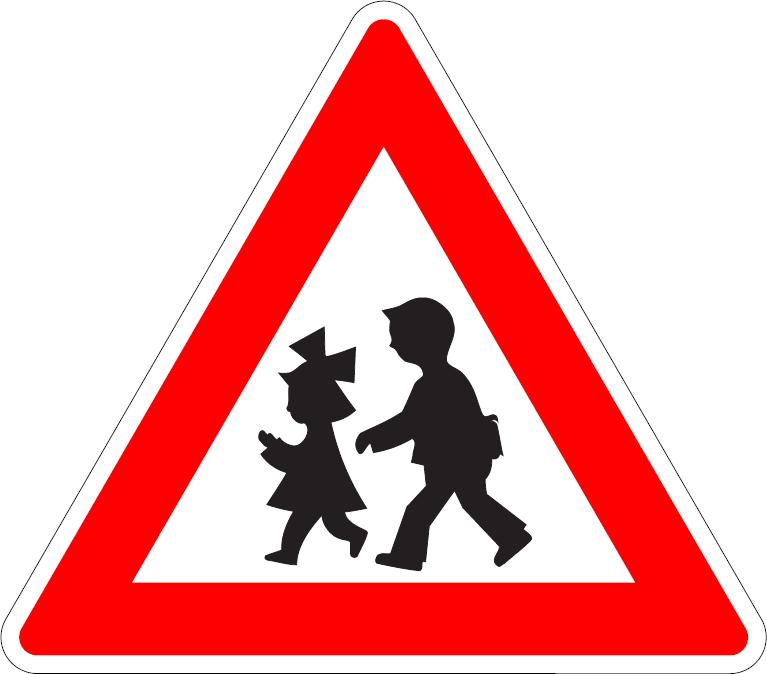 pozor deti