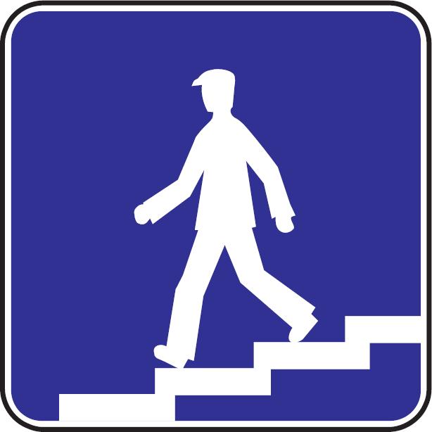 podchod alebo nadchod