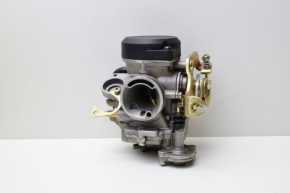 karburátor