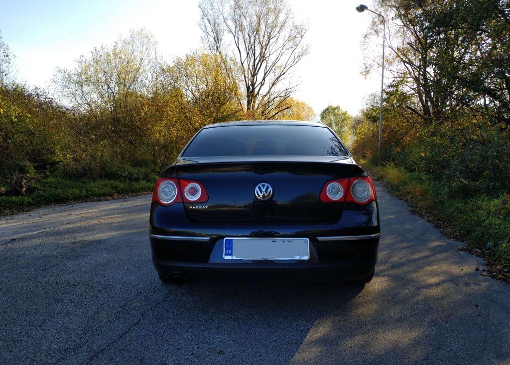 volkswagen passat b6 1.6 fsi