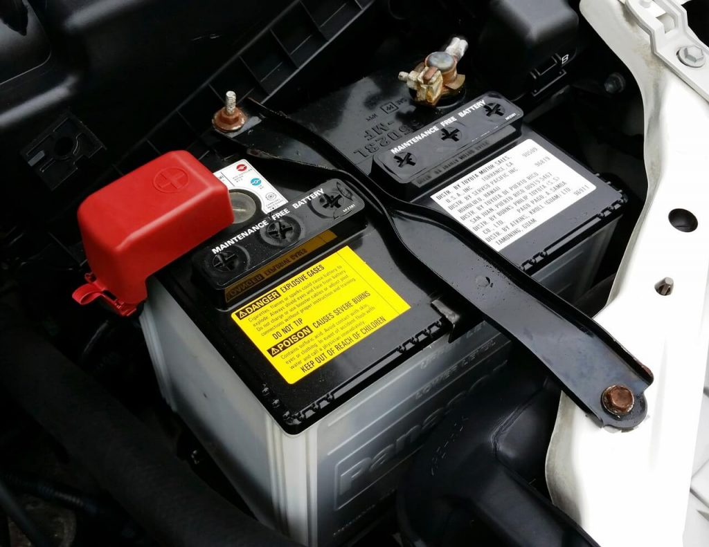 autobatéria